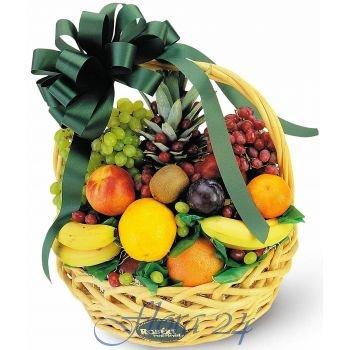 Корзина фруктов Радость